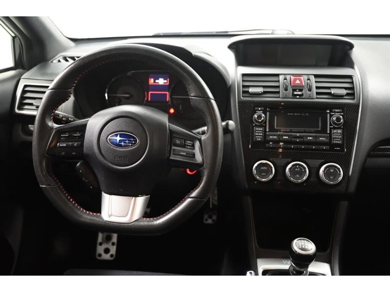 Subaru WRX 23