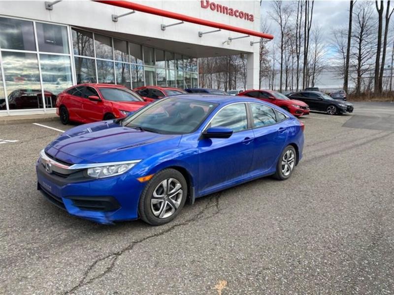 2017 Honda  Civic LX *GARANTIE 10 ANS / 200 000