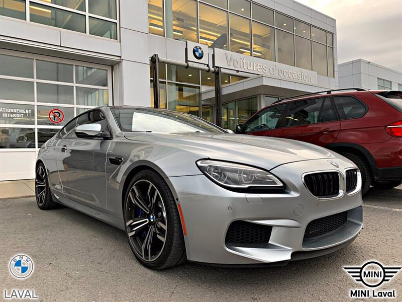 BMW M6 COUPE Groupe Ultime! 14 000KM, 2017