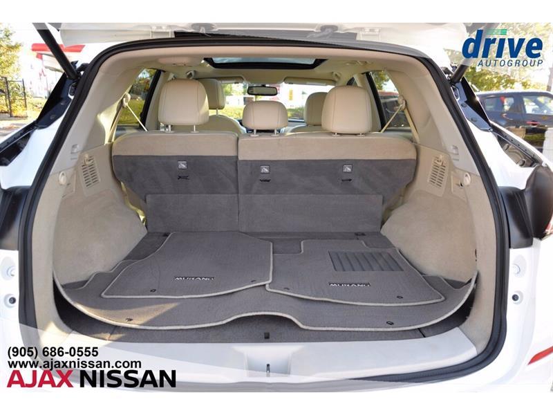 Nissan Murano 36
