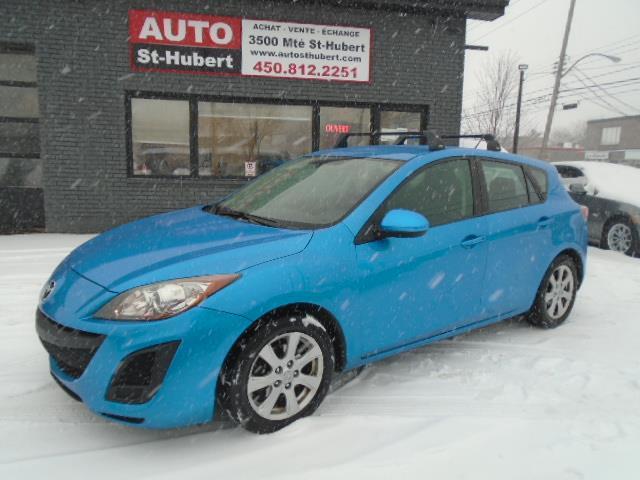 2011 Mazda 3 Sport