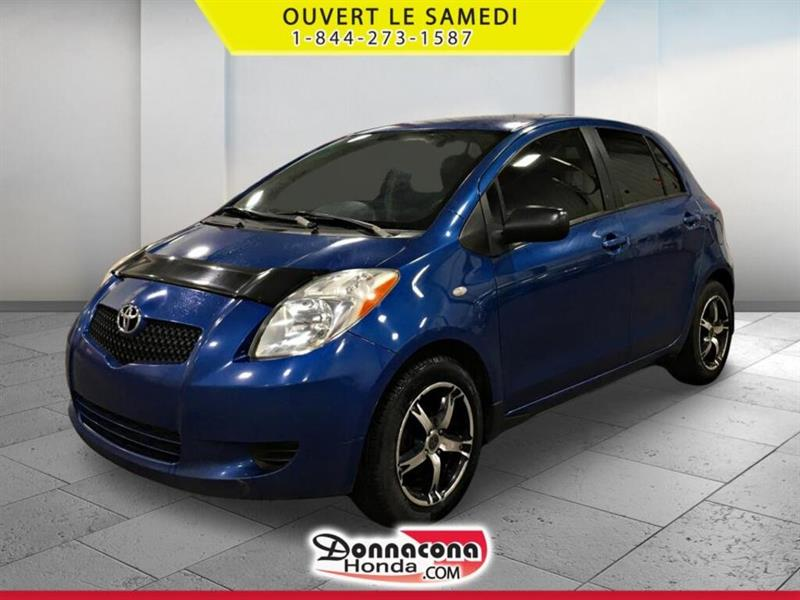 2008 Toyota  Yaris LE * JAMAIS ACCIDENTE*