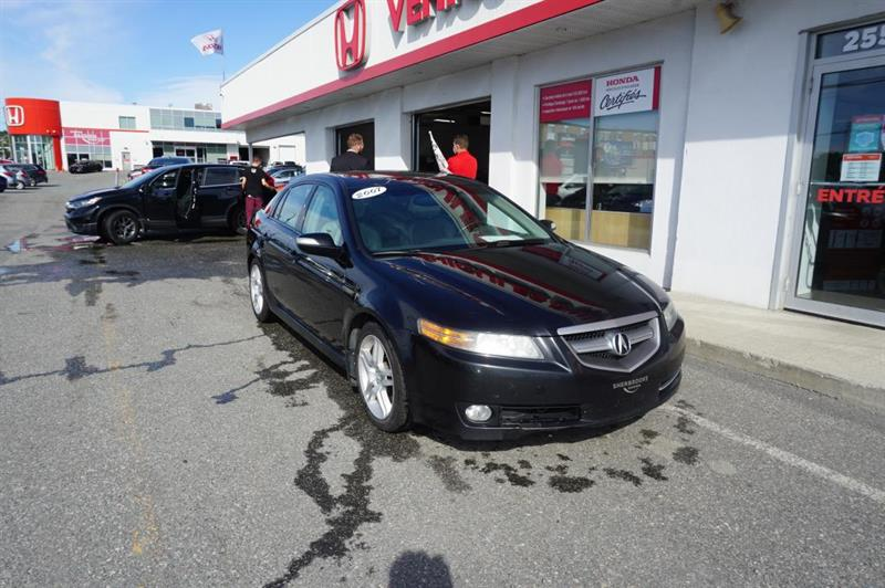 2007 Acura 2.5 TL