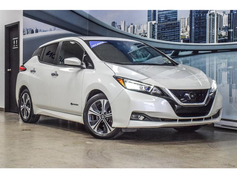 Nissan LEAF SV   ZERO EMISSION, NAVIGATION 2019