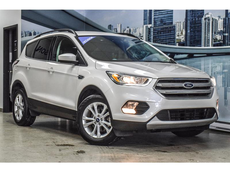 Ford Escape SEL   1.5L FWD, CUIR, SYNC 3,  2018