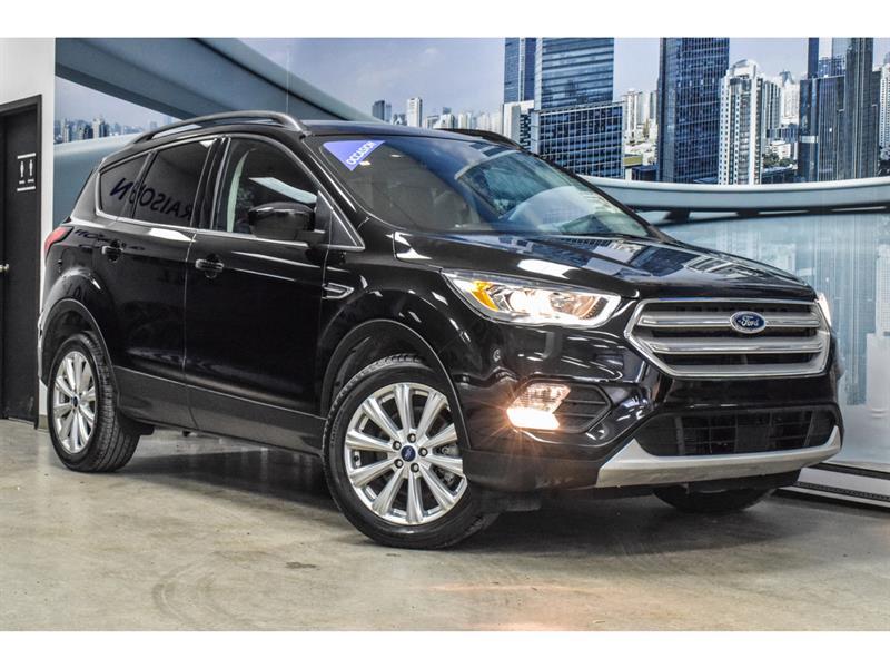 Ford Escape SEL   1.5L AWD, CUIR, TOIT PAN 2019