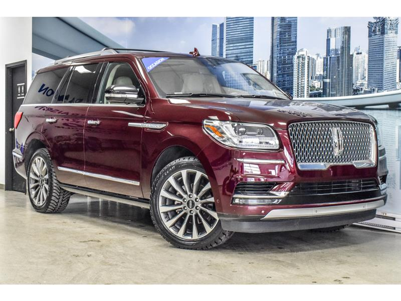 Lincoln Navigator SELECT   3.5L AWD, ENS. TECHNO 2018