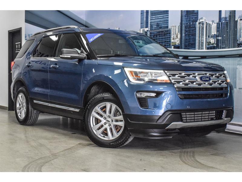 Ford Explorer XLT   2.3L AWD, SYNC 3, ENS. D 2019