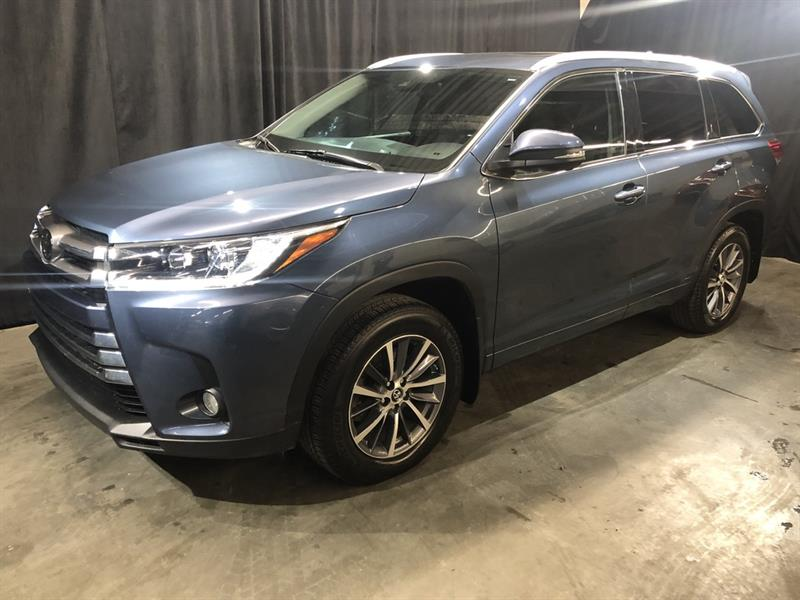 Toyota Highlander 1