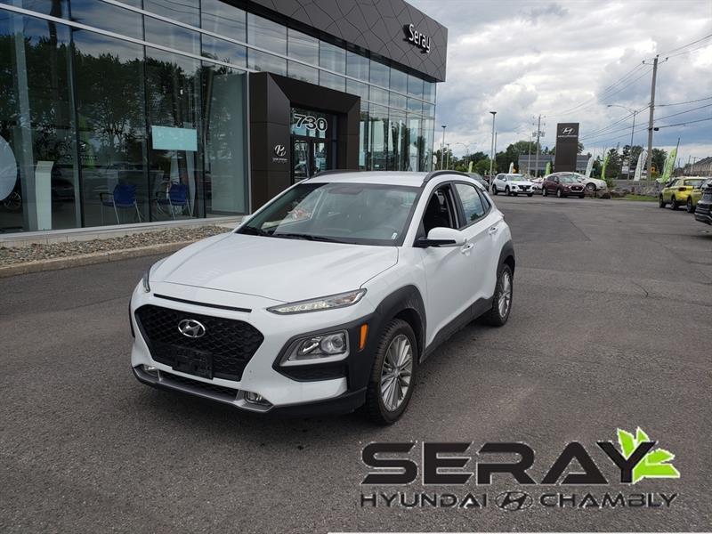 Hyundai Kona 2.0L Preferred AWD, MAGS, BLUE 2020