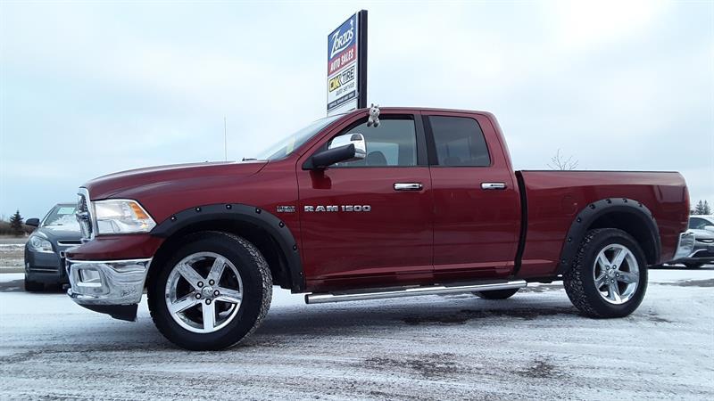 2011 Dodge Pick-up