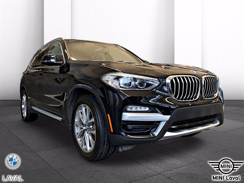 BMW X3 xDrive30i *CPO* Toit Panoramiq 2019