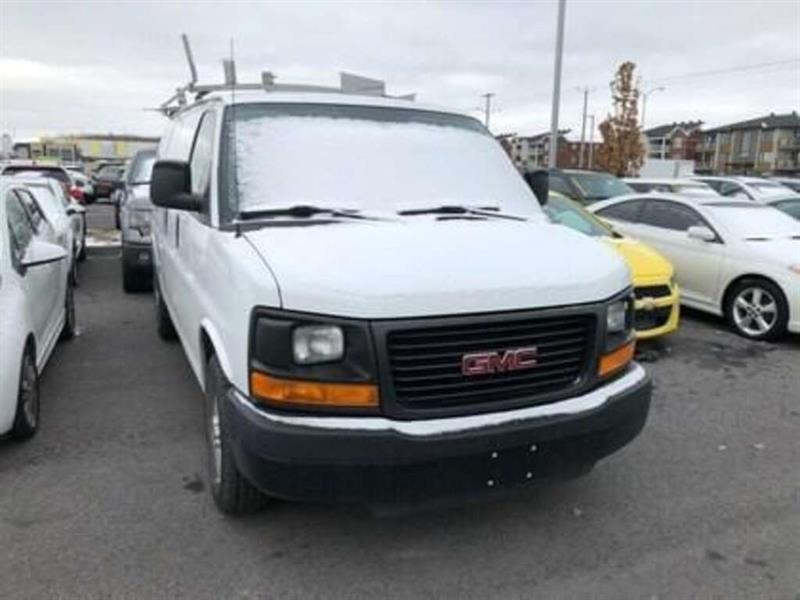 2014 Gmc  Savana Express 2500