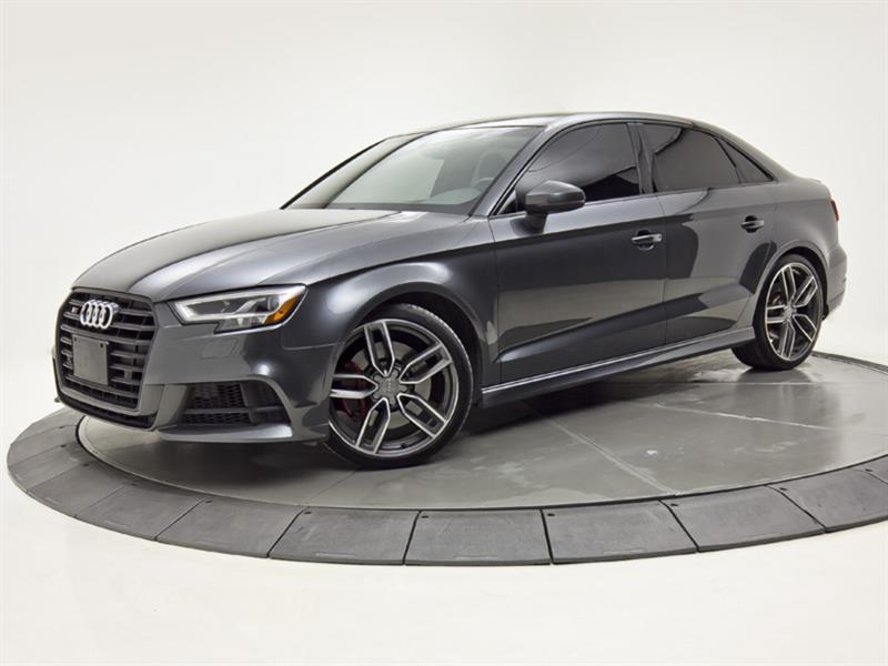 Audi S3 QUATTRO S3 NAV CUIR technik TO 2018