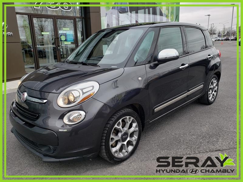 Fiat 500L 5dr HB Lounge, BLUETOOTH, MAGS 2015