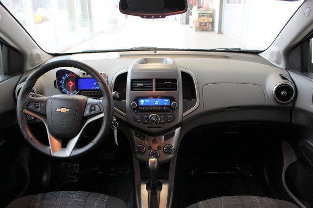 Chevrolet Sonic 8