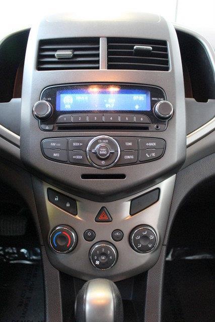 Chevrolet Sonic 13