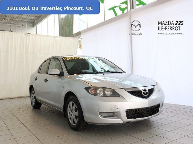 2008 Mazda 3