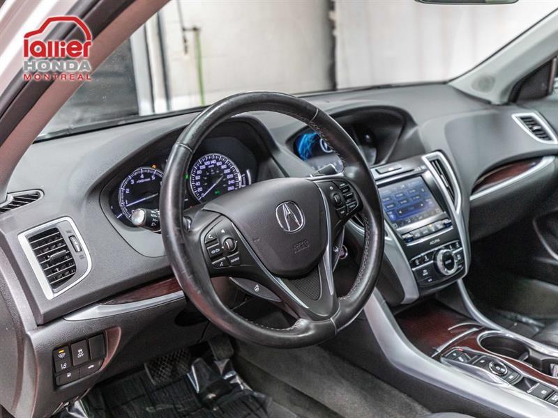 Acura TLX 4