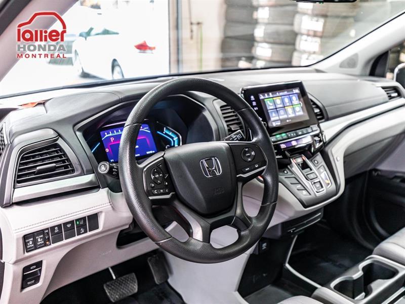 Honda Odyssey 4