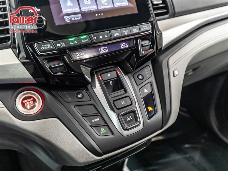 Honda Odyssey 5