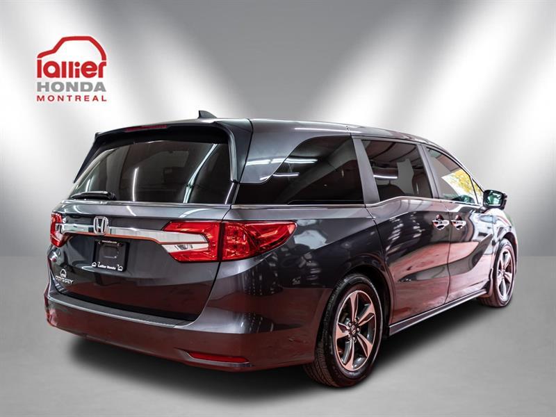 Honda Odyssey 22