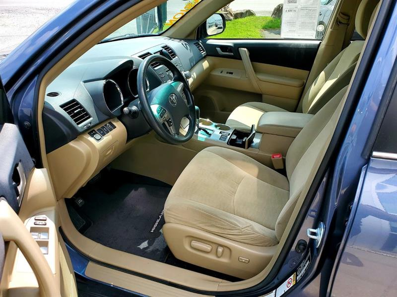 toyota Highlander Hybrid 2013 - 9
