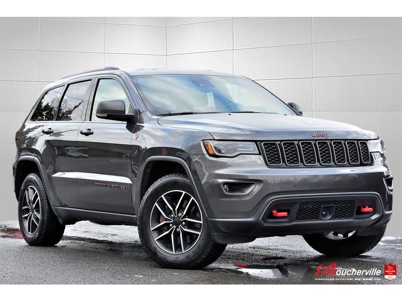 Jeep Grand Cherokee TRAILHAWK * V8 * LUXE * TECH * 2020