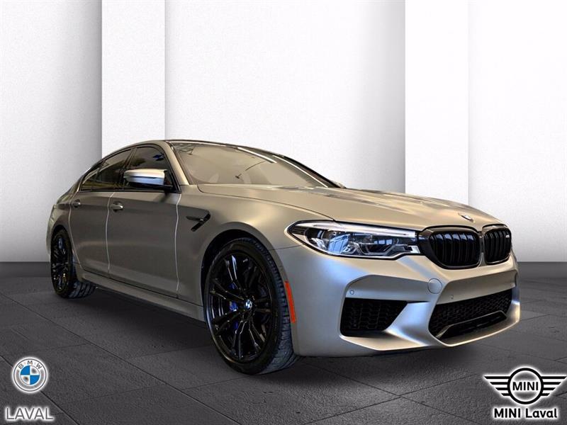 BMW M5 Echappement M, Peinture spécia 2019