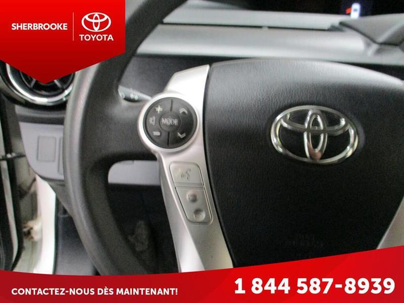 Toyota Prius C 18