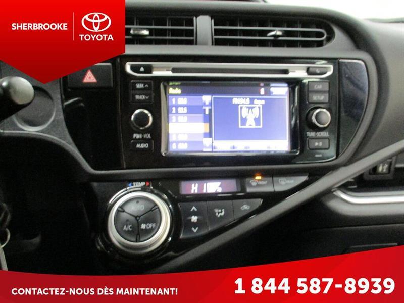 Toyota Prius C 20