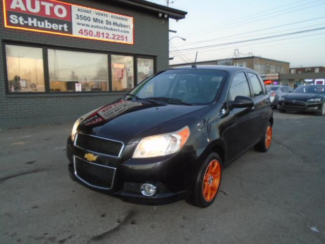 2011 Chevrolet Aveo 5
