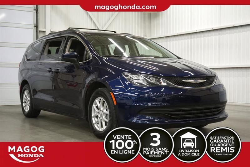 2017 Chrysler  Pacifica 7 places+Bluetooth+gr.électriq