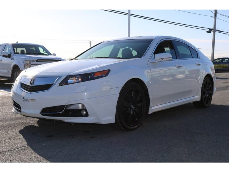 2014 Acura 2.5 TL