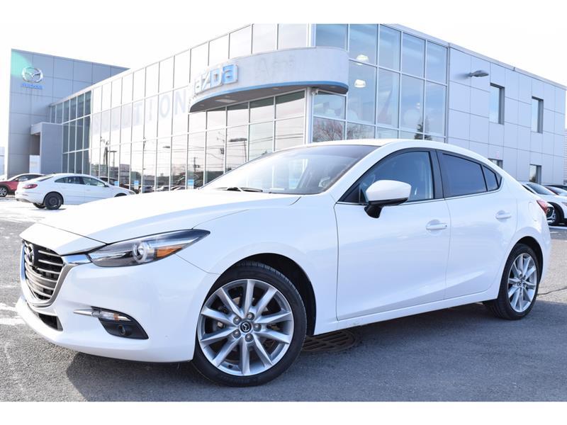 2018 Mazda  Mazda3 GT COMME NEUVE GARANTIE PROLON