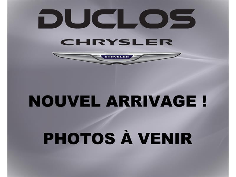 2017 Dodge  Caravan Wgn Canada Value Package CRUIS