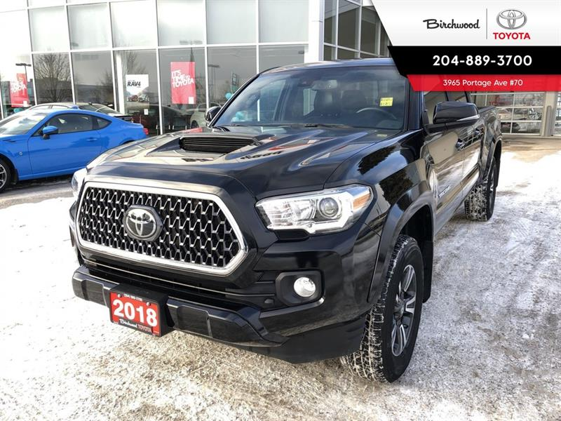 2018 Toyota Camionnette