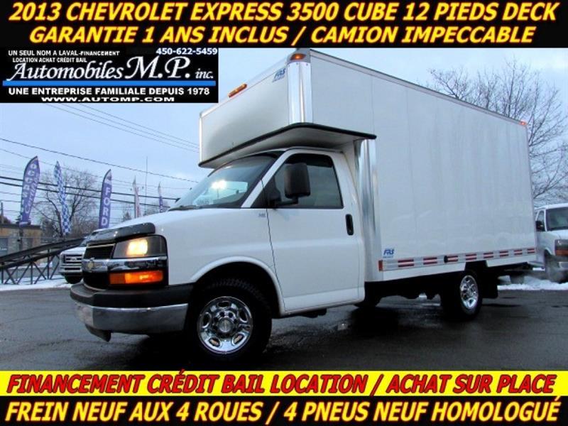 2013 Chevrolet Beauville