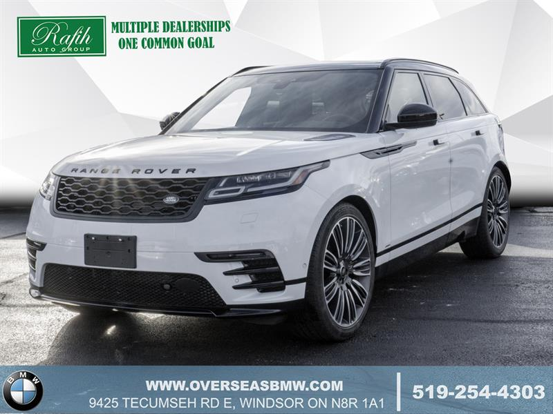 2019 Land Rover Velar