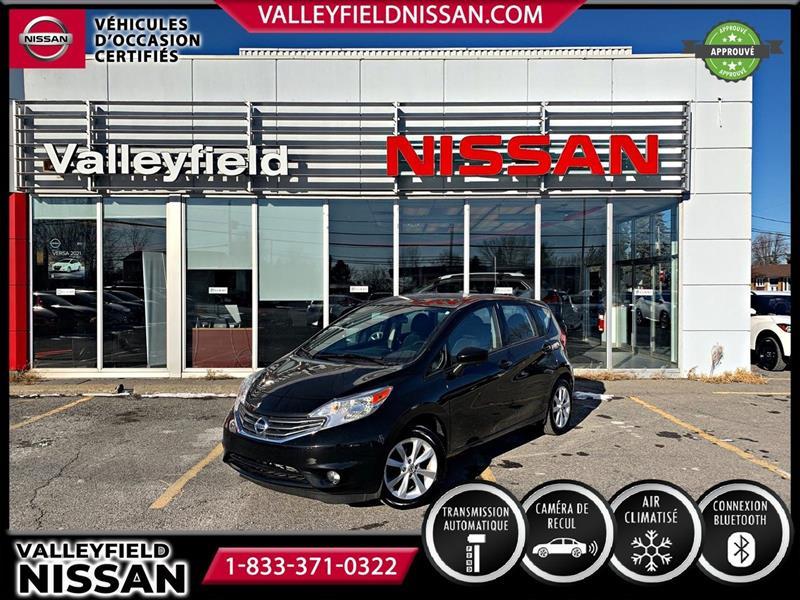 2015 Nissan  Versa Note 5dr HB Auto 1.6 SL