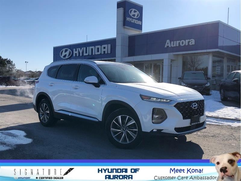 Hyundai Santa Fe 1