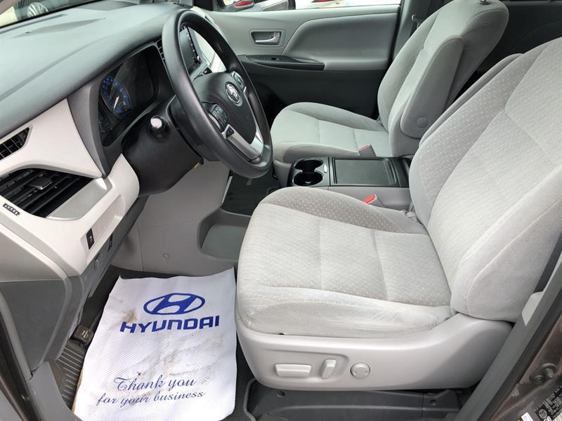 Toyota Sienna 10