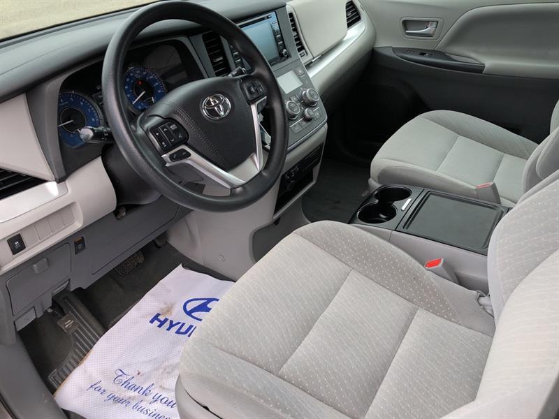 Toyota Sienna 11