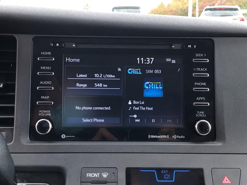 Toyota Sienna 16