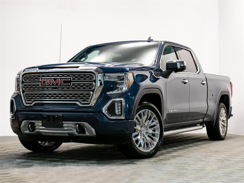 Gmc Sierra 4X4 CREW CAB DENALI HEADS UP D 2019