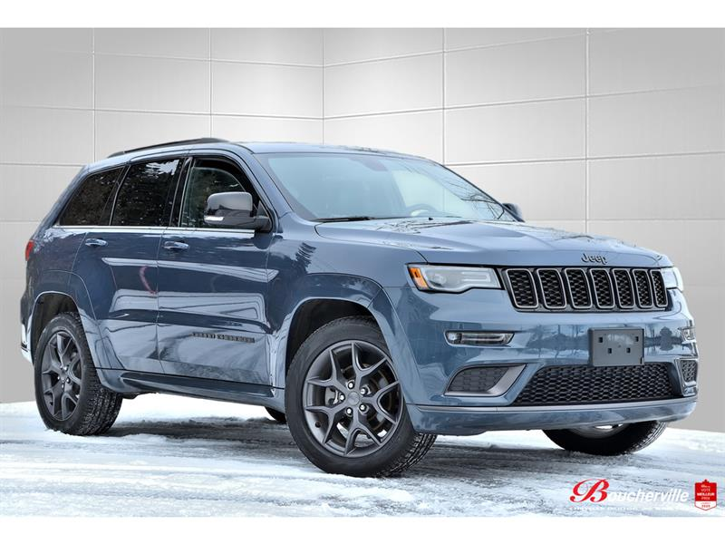 Jeep Grand Cherokee Limited X * TOIT PANO * LOOK S 2020