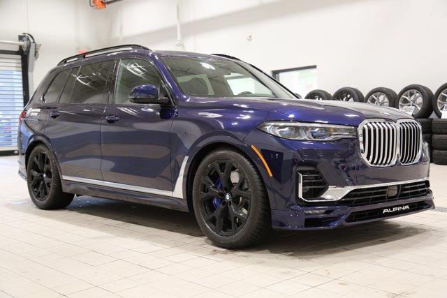BMW Alpina Trsp, Prep., Options INCL. san 2021