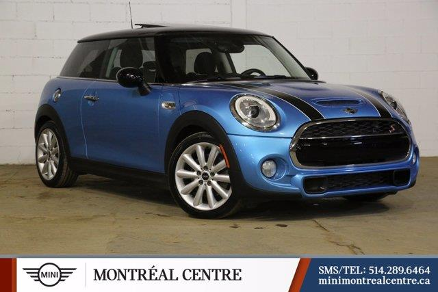 Mini Cooper Hardtop S|NAVIGATION|LED PACK|17'MAGS| 2016