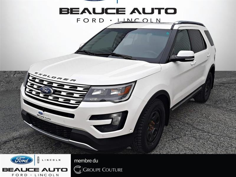 2016 Ford  Explorer LIMITED+TOIT OUVRANT+ENS.REMOR