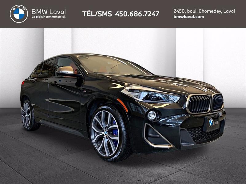 BMW X2 M35i, *CPO* Nav, Hud, Interieu 2020
